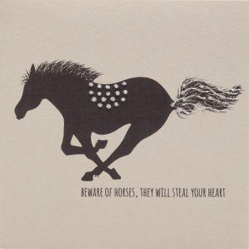 Horses ( Beware ) clay