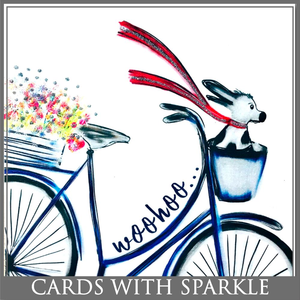 Cards with Sparkle