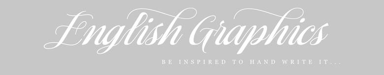 English Graphics, site logo.