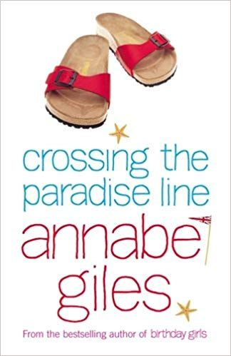 Crossing The Paradise Lines by Annabel Giles