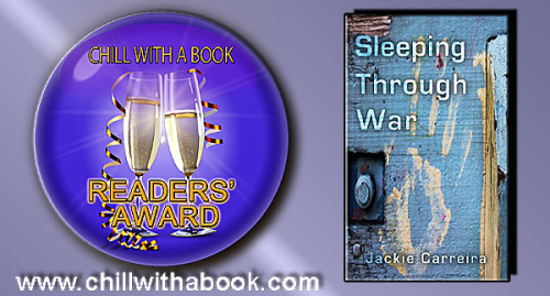 Sleeping Through War by Jackie Carreira