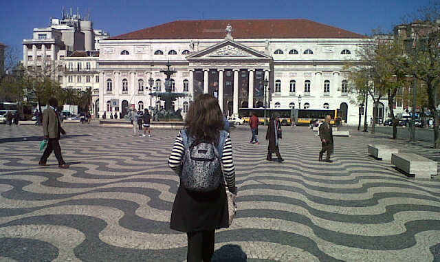 National Theatre, Lisbon