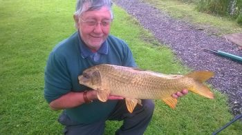 GHOSTIE CARP 1ST JULY 2016 Narborough Lakes