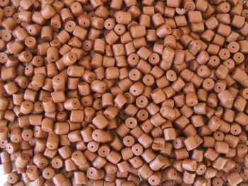 3kg Sealed pack 8mm PRE-DRILLED HOOK PELLETS,CARP BARBEL,
