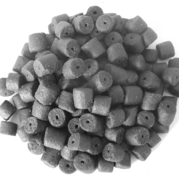 3kg 8mm DARK MARINE HALIBUT PRE-DRILLED HOOK PELLETS,HAIR RIG, CARP BARBEL.