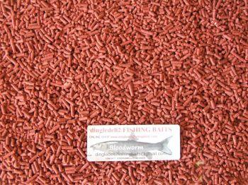 5 kg 3mm Bloodworm sinking Feeder Pellets