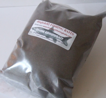 1.500kg Sealed Pack Fine Black Crumb Groundbait
