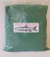 900 gram Sealed Pack Green Crumb Ground Bait