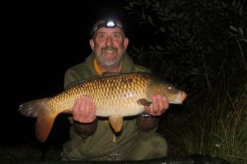 Sent in by customer. Carp caught on Shrimp & Krill Pellets
