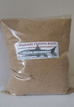 1.500kg Sealed Pack Brown Crumb Ground Bait,