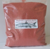 900 gram Sealed Pack Red Crumb Ground Bait,