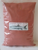 1.500kg Sealed Pack Red Crumb Groundbait,