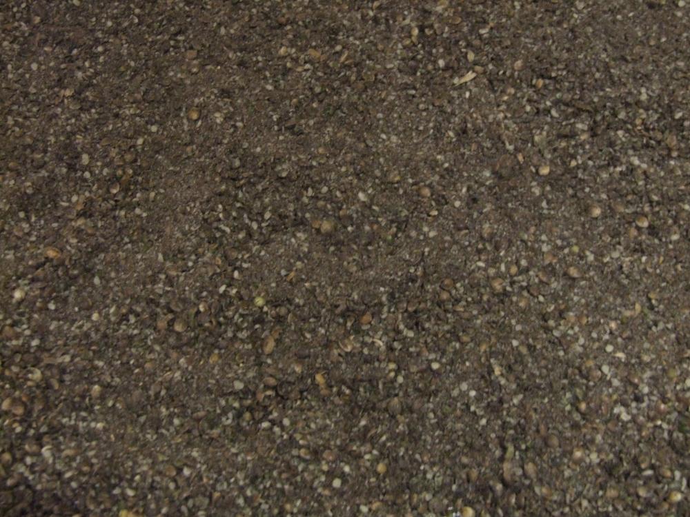3kg Sealed Pack Black Crumb Crushed Hemp & 2.3mm Micro Shrimp & Krill Feede