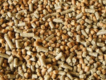 1500 kg Sealed Pack 50/50 Mix Liver & Carp Coarse Sinking Feeder Pellets, Carp Fishing,