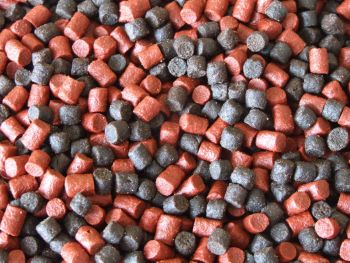 900 gram sealed Pack 50/50 Mix 6mm Shrimp & Krill Sinking Feeder Pellets.