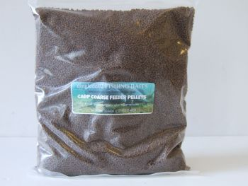 3kg Sealed Pack 2.3mm Micro Carp Coarse Feeder Pellets