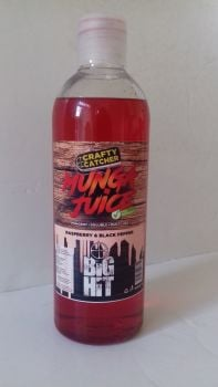 500 ml Big Hit Munga Juice Raspberry and Black Pepper Flavour,