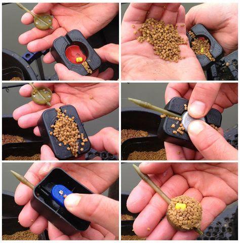 Method for 2.3mm Micro Carp Coarse feeder Pellets