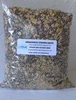 900 gram Sealed pack 50/50 Mix Vitalin & Crushed Hemp, For All Species of Freshwater fish