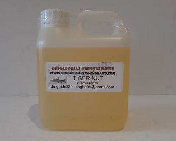 1 litre TIGERNUT Flavoured Oil