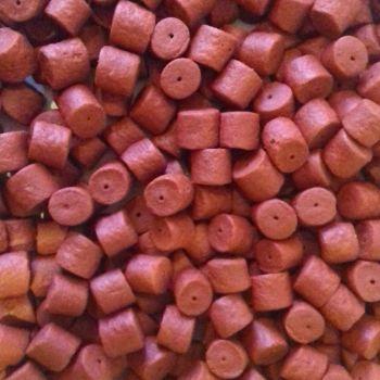 900gram 8mm Sealed Pack  Shrimp & Krill Pre-Drilled Hook Pellets, Carp Barbel Catfish.