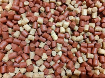 1.500 kg Sealed Pack Shrimp & Krill & Carp Coarse Sinking Feeder Pellets,