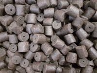 1.500kg Sealed Pack 14mm Dark Marine Halibut  Pre-Drilled Hook Pellets