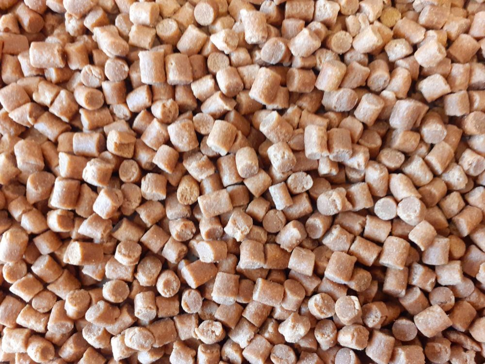 5kg  8mm Low oil Carp Coarse Sinking feeder Pellets