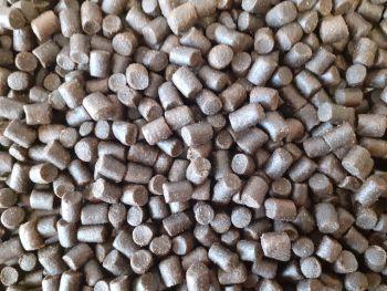 3kg SEALED PACK 8mm Dark Trout Feeder Pellets