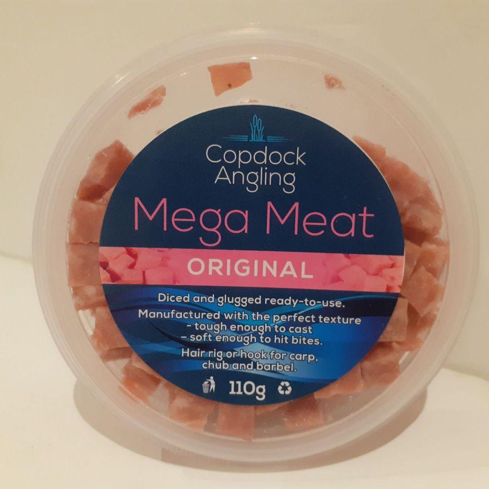 Mega Meat Cubed ORIGINAL 110g Cubed