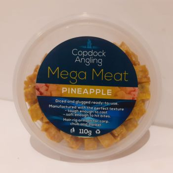 "110 g Mega Meat Cubed "" Pineapple"" Flavoured"