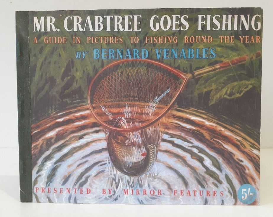Collectable & Old Fishing Books
