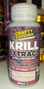 250ml KRILL EXTRACT. Soluble Fish Protein