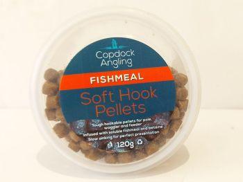Soft Hook Pellets FISHMEAL 120grm