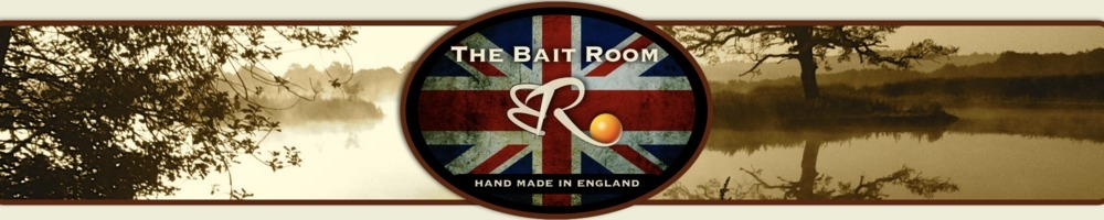 The Bait Room, site logo.