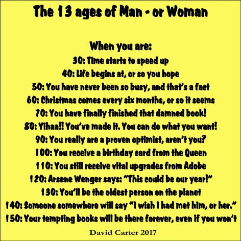12 ages of man