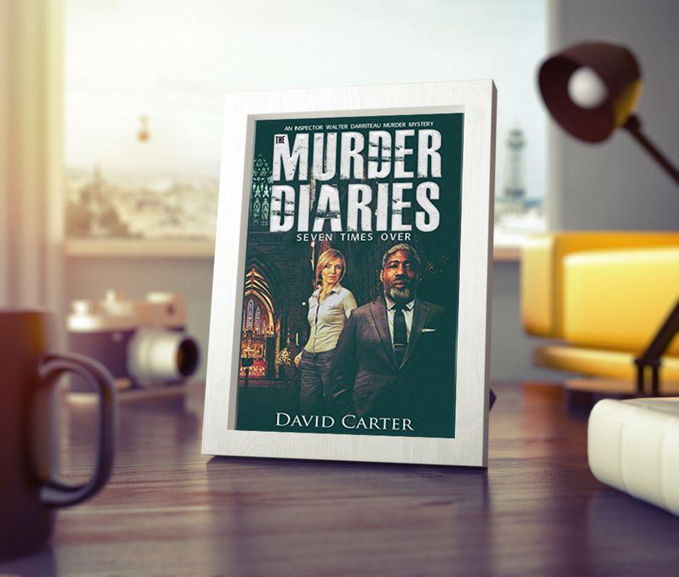 Murder Diaries in iPad