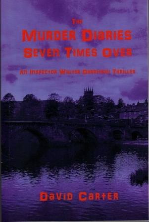 Murder Diaries Front Cver