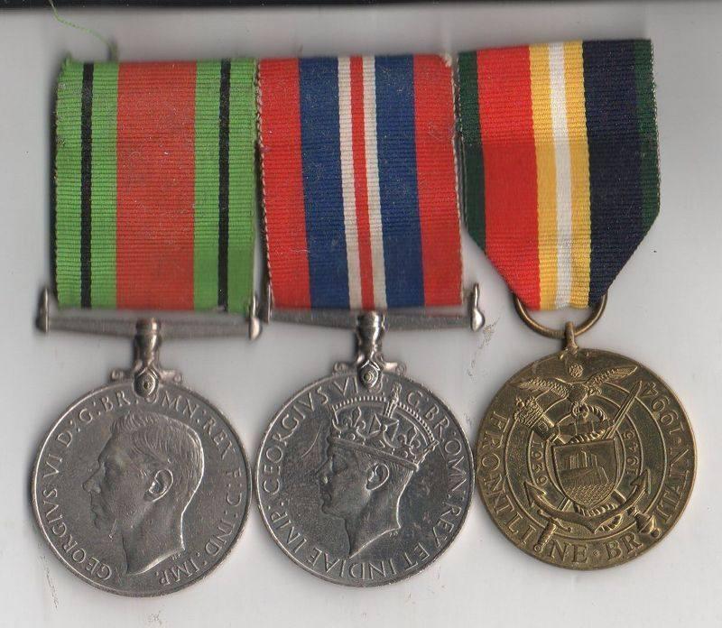 Mums medals