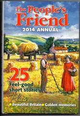 The People's Friend Annual 2014