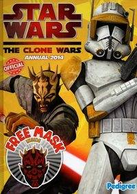 Star Wars - the Clone Wars Official Annual 2014