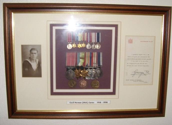 fathers medals