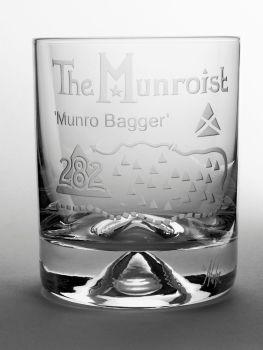 Munroist 282 Dimple Base Whisky Tumbler