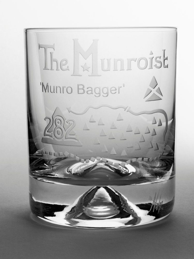 Munroist 282 Dimple Base Whisky Tumbler