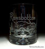 Ramsbottom Dimple Base Whisky Tumbler
