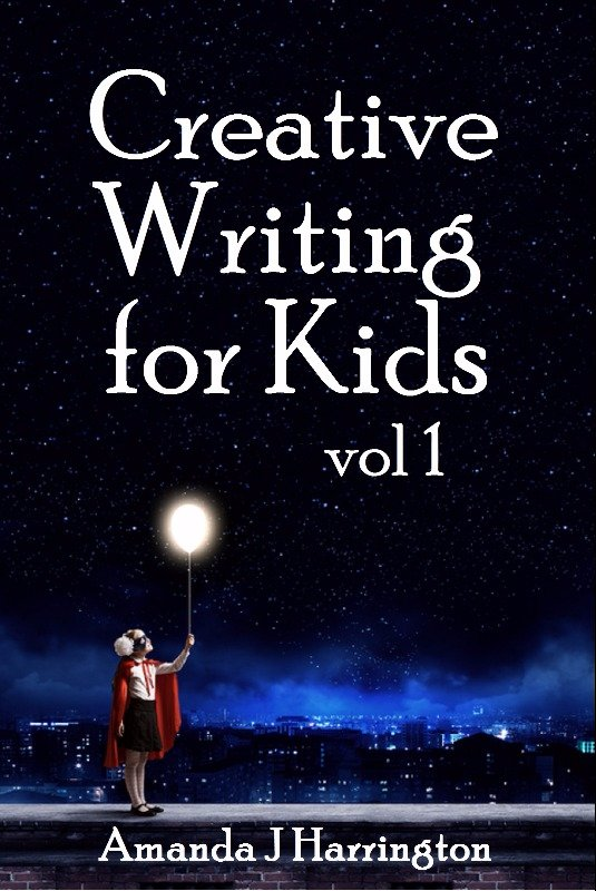 aa creative writing for kids 1 new cover