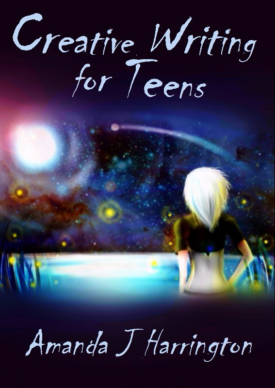 aa creative writing for teens cover complete