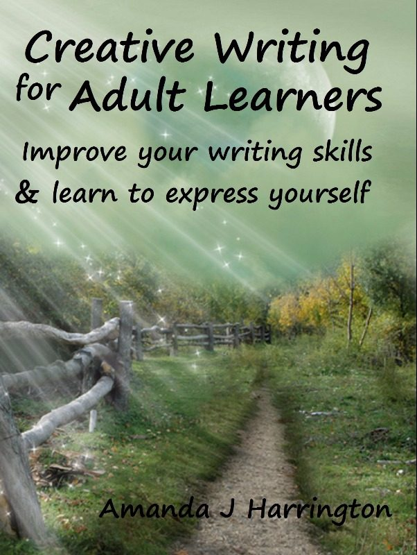 aa creative writing for adult learners cover