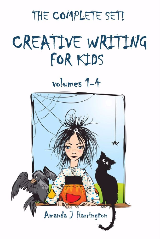 creative writing for kids complete series amazon cover