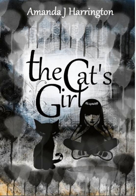 The Cats Girl copy cover
